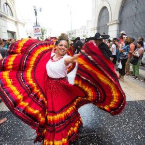 """Hoy se inicia el X Encuentro Mundial de Folklore """"Mi Perú 2017"""" en la Plazuela de las Artes"""